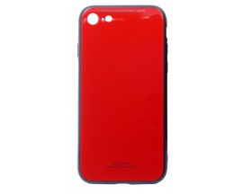 Husa Spate Mixon Glass Pro iPhone 7/ 8 Red