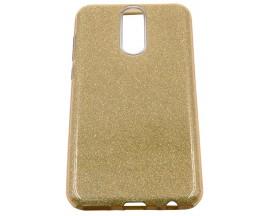 Husa Spate Mixon Shiny Lux Huawei Mate 10 Lite Gold