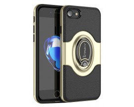 Husa Spate Ipaky Iring Magnetic iPhone 8 Gold