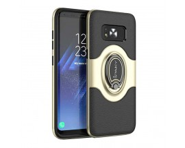 Husa Spate Ipaky Iring Magnetic Samsung S8 Plus Gold