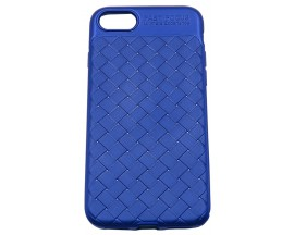Husa Spate Silicon Wave Mixon iPhone 7/8 Blue