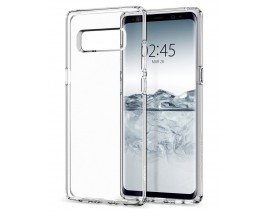 Husa Spigen Liquid Crystal Samsung Note 8 Transparent