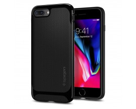 Husa Spigen Neo Hybrid Herringbone iPhone 7/8 Plus Negru