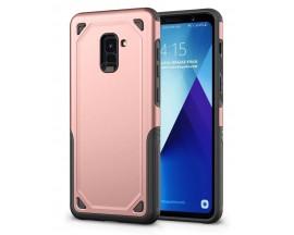 Husa Spate Mixon Sgp Pro Samsung A8 Plus 2018 Rose Gold