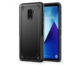 Husa Spate Mixon Sgp Pro Samsung A8 Plus 2018 Neagra