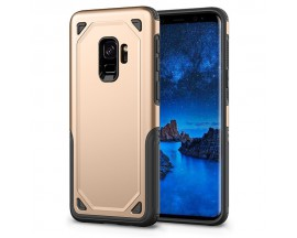 Husa Spate Mixon Sgp Pro Samsung S9 Plus Gold