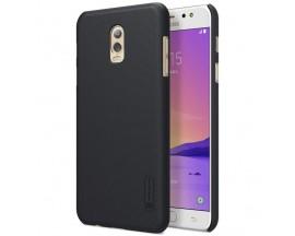 Husa slim Nillkin Frosted Negru Samsung J7 Plus
