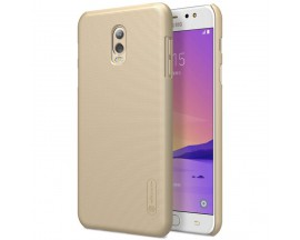 Husa slim Nillkin Frosted Gold Samsung J7 Plus