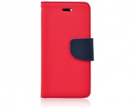 Husa Flip Carte Fancy Book Nokia 8 Rosu