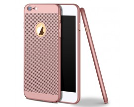 Husa Lux Hard Ultra Slim Air-Up iPhone 6 6S PLUS Rose Gold