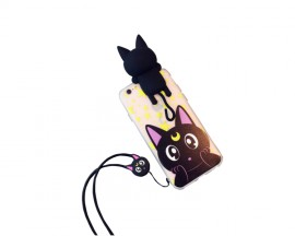 Husa 3D Cute MIXON iPhone 7 Lucky cat