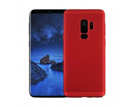 Husa Lux Hard Ultra Slim Air-up Samsung S9+ Plus Red