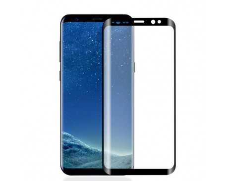 Folie Sticla Securizata 9h 3d Full Cover Samsung S9 Black