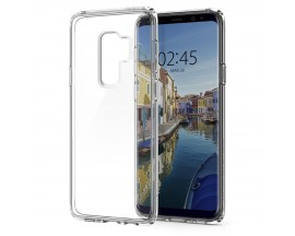 Husa Originala Spigen Ultra Hybrid Samsung Galaxy s9+ Plus Crystal Clear Transparenta