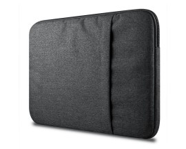 Husa Upzz Tech Protect Sleeve Macbook Air - Pro 13 Inch Dark Grey