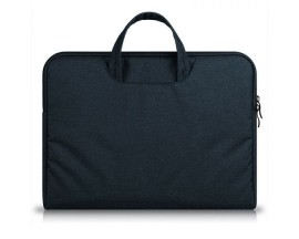 Husa Geanta Upzz Tech-protect Briefcase Macbook Pro 15,6 Inch Navy