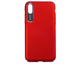 Husa Hard Auto Focus Slim iPhone X,iPhone 10 Red
