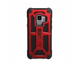 Husa Originala Urban Armor Gear Monarch Samsung S9 Red