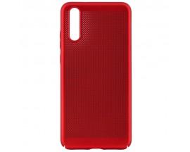 Husa Lux Hard Ultra Slim Air-up Huawei P20 Red
