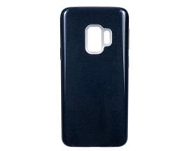 Husa Spate Upzz Shiny Lux Samsung S9+ Plus Negru