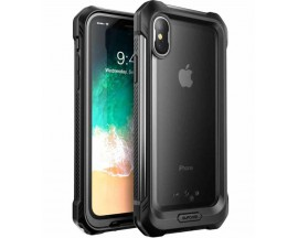 Husa 360 Grade Supcase Iphone X, Iphone 10 UB Storm Frost Black