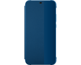 Husa Smart Case Flip Originala Huawei P20 Lite Blue