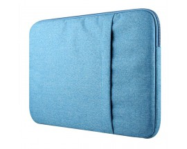 Husa Upzz Tech-protect Sleeve Macbook Air,pro 15 Inch Albastru