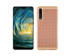 Husa Lux Hard Ultra Slim Air-up Huawei P20 Pro Gold