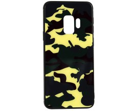 Husa Samsung Galaxy S9+ Plus Premium Glass Upzz Army