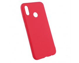 Husa Slim Silicon Soft Huawei P20 Lite Red