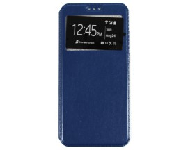 Husa Flip Tip Carte Mixon Huawei P Smart Dark Blue