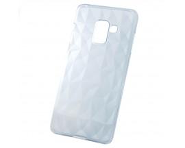 Husa Spate Forcell Prism Samsung Galaxy A6 2018 Transparenta
