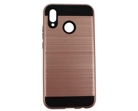 Husa Anti-shock Pro Plus Huawei P20 Lite Rose Gold
