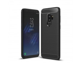 Husa Spate Forcell Carbon Pro Samsung S9 Black