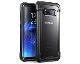 Husa Premium Originala Supcase Unicorn Hybrid Samsung S8 Frosted Black ,Spate Frosted