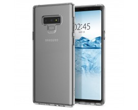 Husa Originala Premium Spigen Liquid Crystal Samsung Note 9 Transparent ,silicon