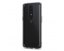 Husa Premium Ringke Fushion OnePlus 6 Transparent