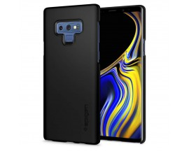 Husa Premium Originala Spigen Thin Fit Slim Samsung Note 9 Negru