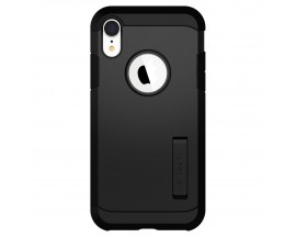 Husa Originala Spigen Tough Armor iPhone Xr Negru