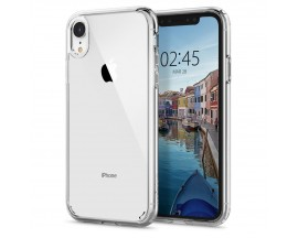 Husa Premium Originala Spigen Ultra Hybrid iPhone Xr Transparent
