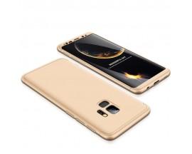 Husa 360 Grade Mixon Protection Samsung Galaxy S9 Gold