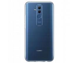 Husa ULtra Slim Mixon Slim Fit Huawei Mate 20 Lite Transparenta 0.3mm Grosime Silicon