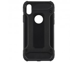 Husa Spate Armor Forcell iPhone Xs Max Negru