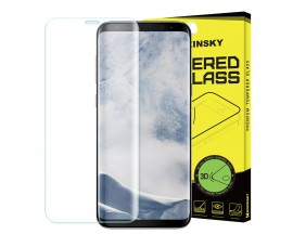 Folie Sticla Securizata 9h 3d Full Cover Marca Wozinsky Samsung S9+ Plus Transparenta