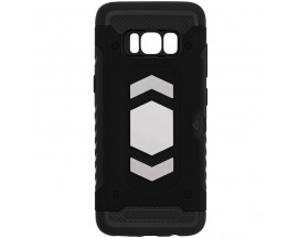 Husa Spate Anti-shock Forcell Magnet Case Samsung S8 Negru