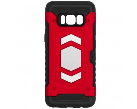 Husa Spate Anti-shock Forcell Magnet Case Samsung S8+ Plus Rosu