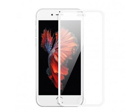 Folie Premium Sticla Securizata Hoco A11 iPhone 7 ,iPhone 8 Alb Transparenta