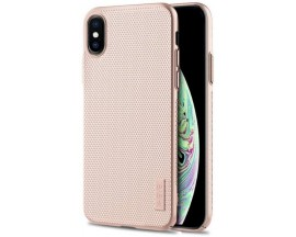 Husa Spate Premium Hero iPhone XS Max Gold