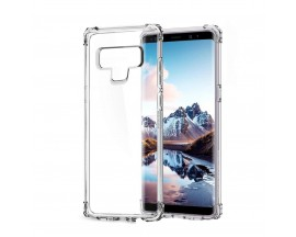 Husa Spate Crystal Clear Thin Fit Samsung Note 9 Transparenta Cu Tehnologie Air-cushion