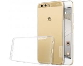 Husa slim NILLKIN Nature Huawei P10 Plus Transparenta